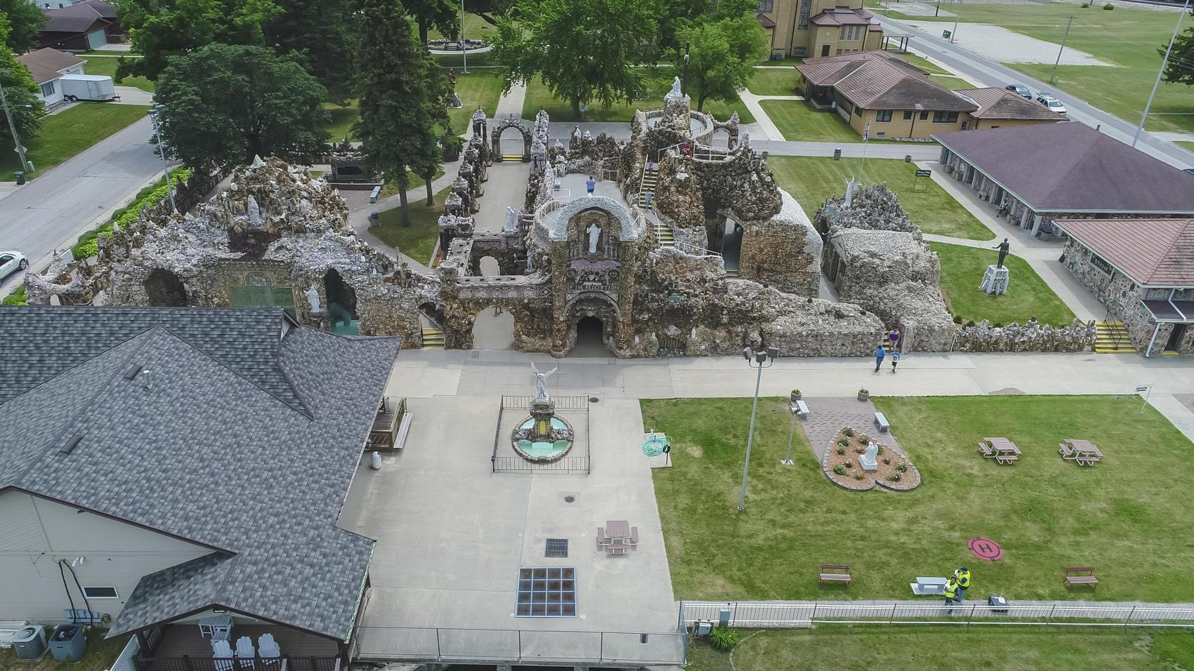 Operational Updates from the Shrine of the Grotto of the Redemption